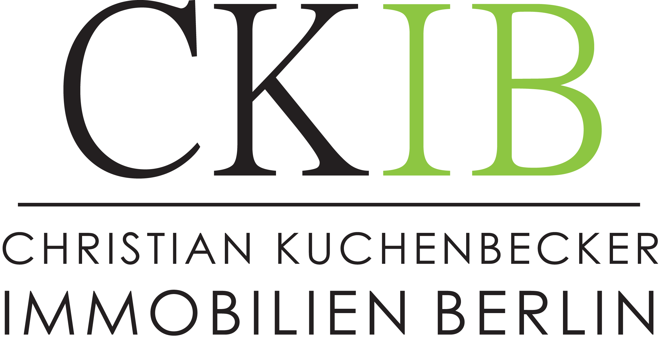 Hier sehen Sie das Logo von CKIB Christian Kuchenbecker Immobilien Berlin