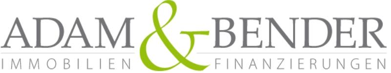 Hier sehen Sie das Logo von Adam & Bender Immobilien