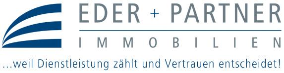 Hier sehen Sie das Logo von Eder + Partner
