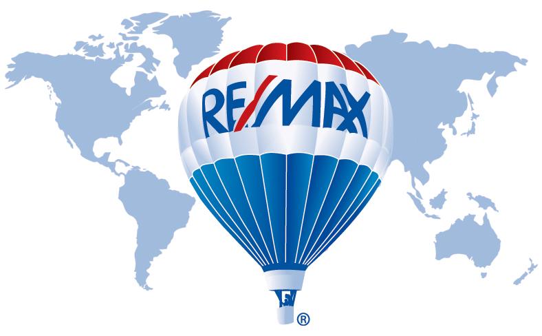 Hier sehen Sie das Logo von RE/MAX 1A