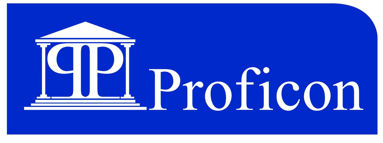 Hier sehen Sie das Logo von PROFICON GmbH