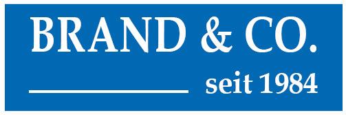 Hier sehen Sie das Logo von Maklerkontor Brand & Co. Immobilienmakler GmbH & Co. KG