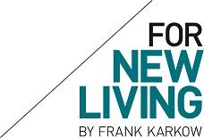 Hier sehen Sie das Logo von For New Living