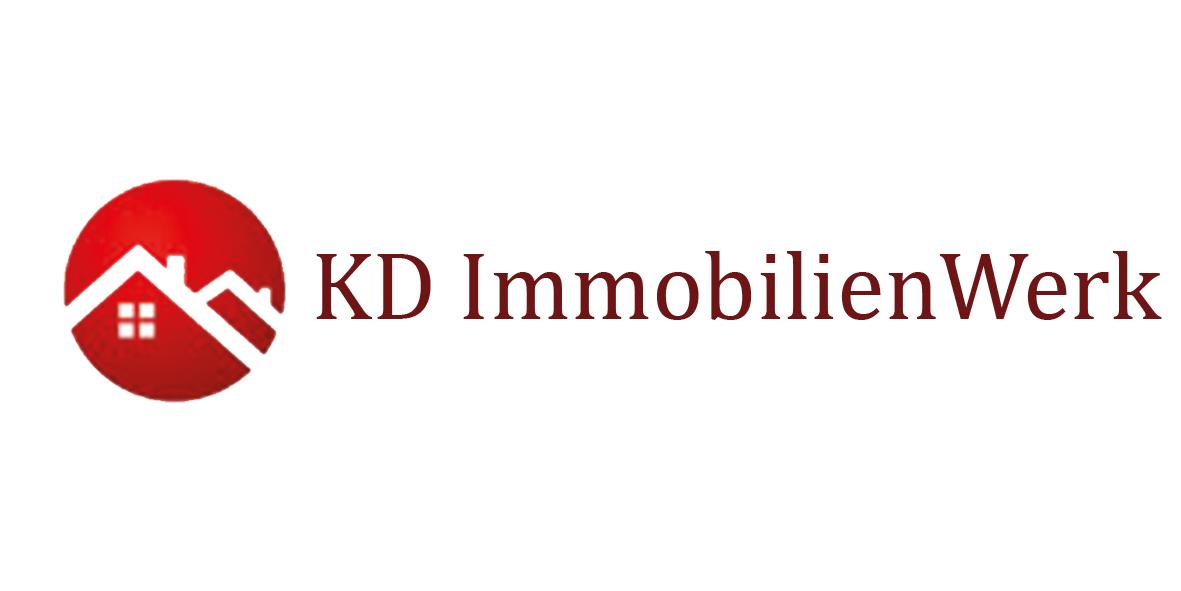 Hier sehen Sie das Logo von KD ImmobilienWerk