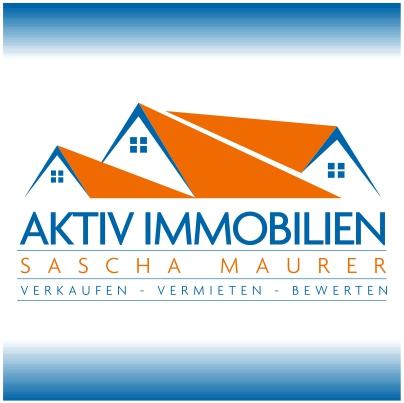 Hier sehen Sie das Logo von Aktiv Immobilien Sascha Maurer