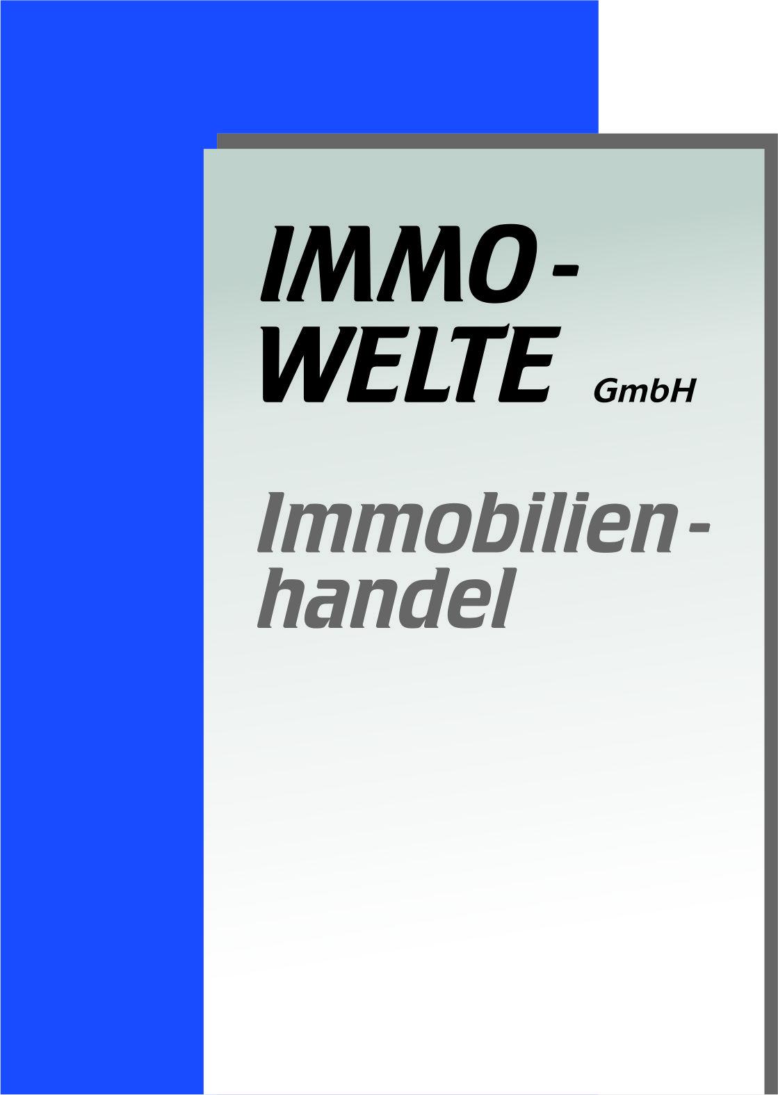 Hier sehen Sie das Logo von Immo-Welte GmbH