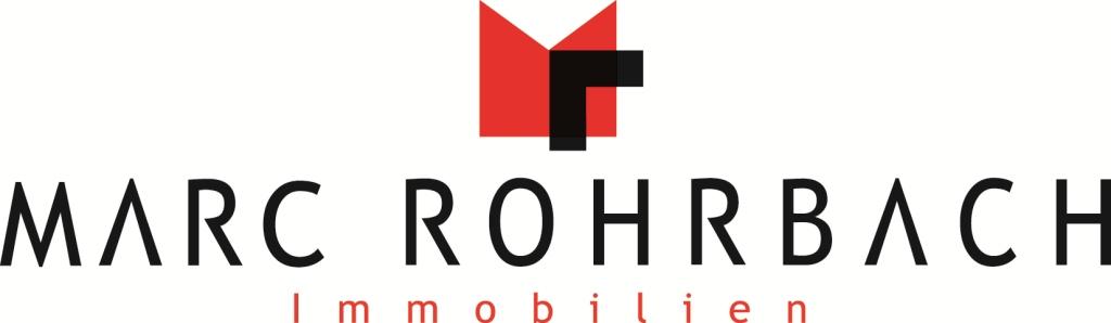 Hier sehen Sie das Logo von Marc Rohrbach Immobilien