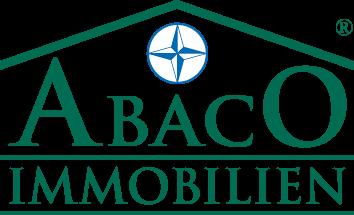 Hier sehen Sie das Logo von AbacO Immobilien Hanau