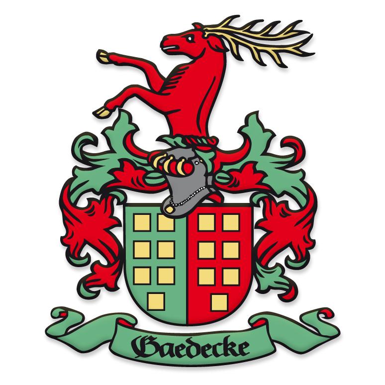 Hier sehen Sie das Logo von Gaedecke-Immobilien