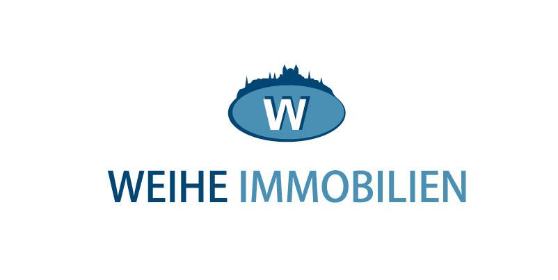 Hier sehen Sie das Logo von WEIHE IMMOBILIEN