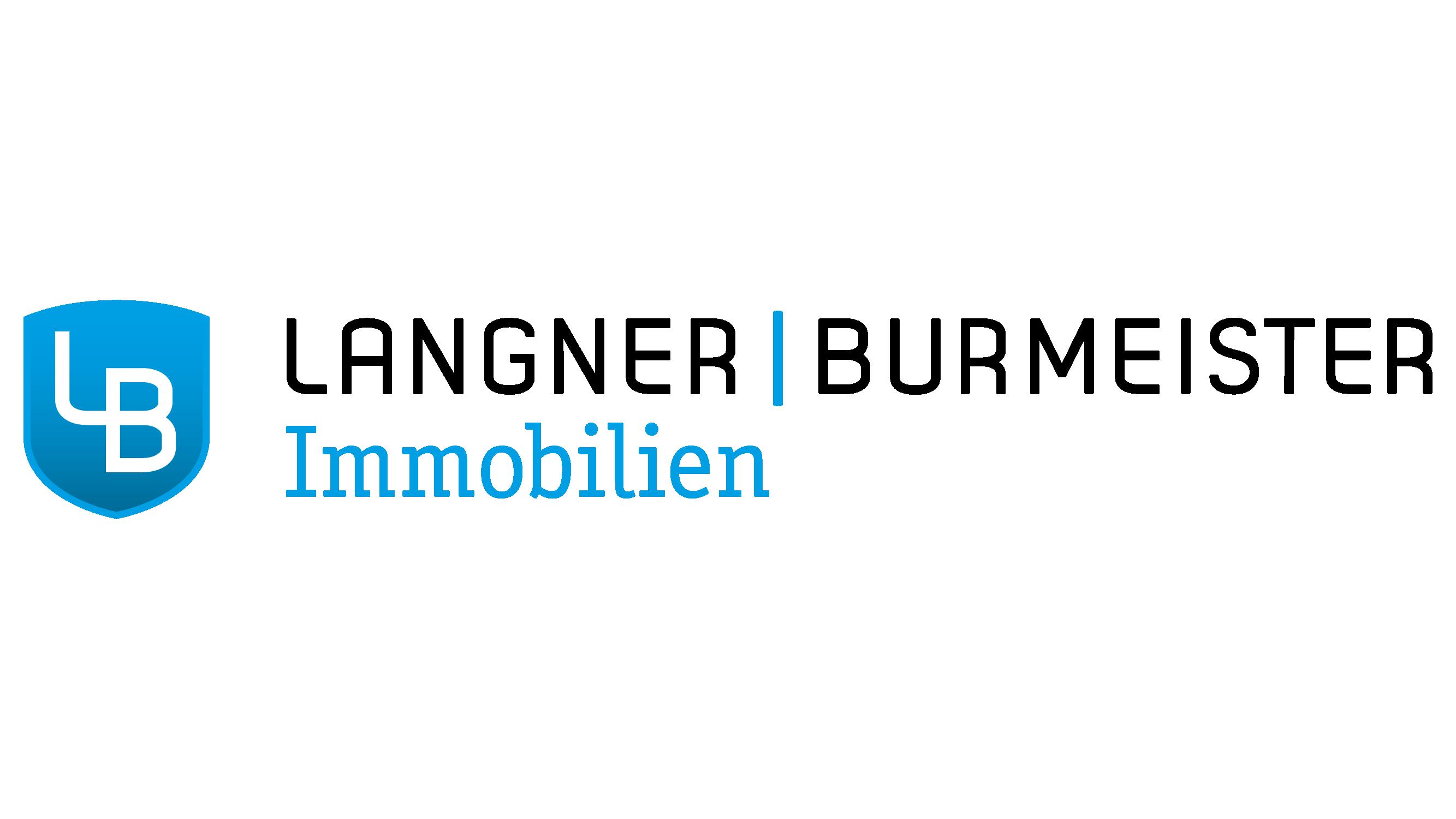 Hier sehen Sie das Logo von Langner & Burmeister Immobilien