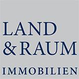 Hier sehen Sie das Logo von LAND & RAUM IMMOBILIEN