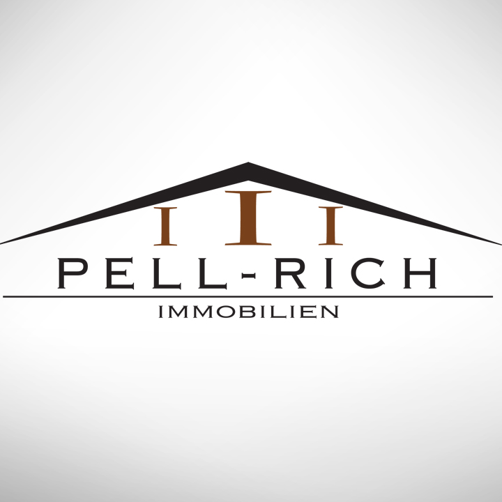 Hier sehen Sie das Logo von Pell-Rich Immobilien