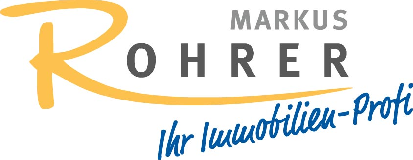 Hier sehen Sie das Logo von Markus Rohrer Immobilien