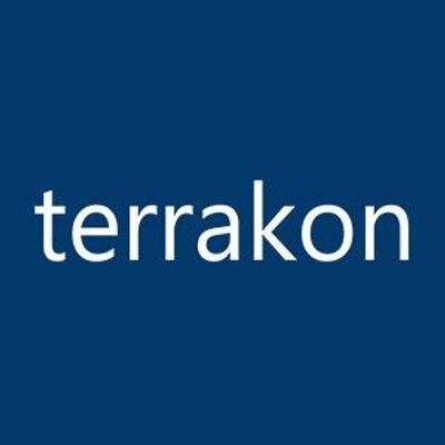 Hier sehen Sie das Logo von terrakon Immobilienberatung