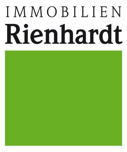 Hier sehen Sie das Logo von Immobilien Rienhardt