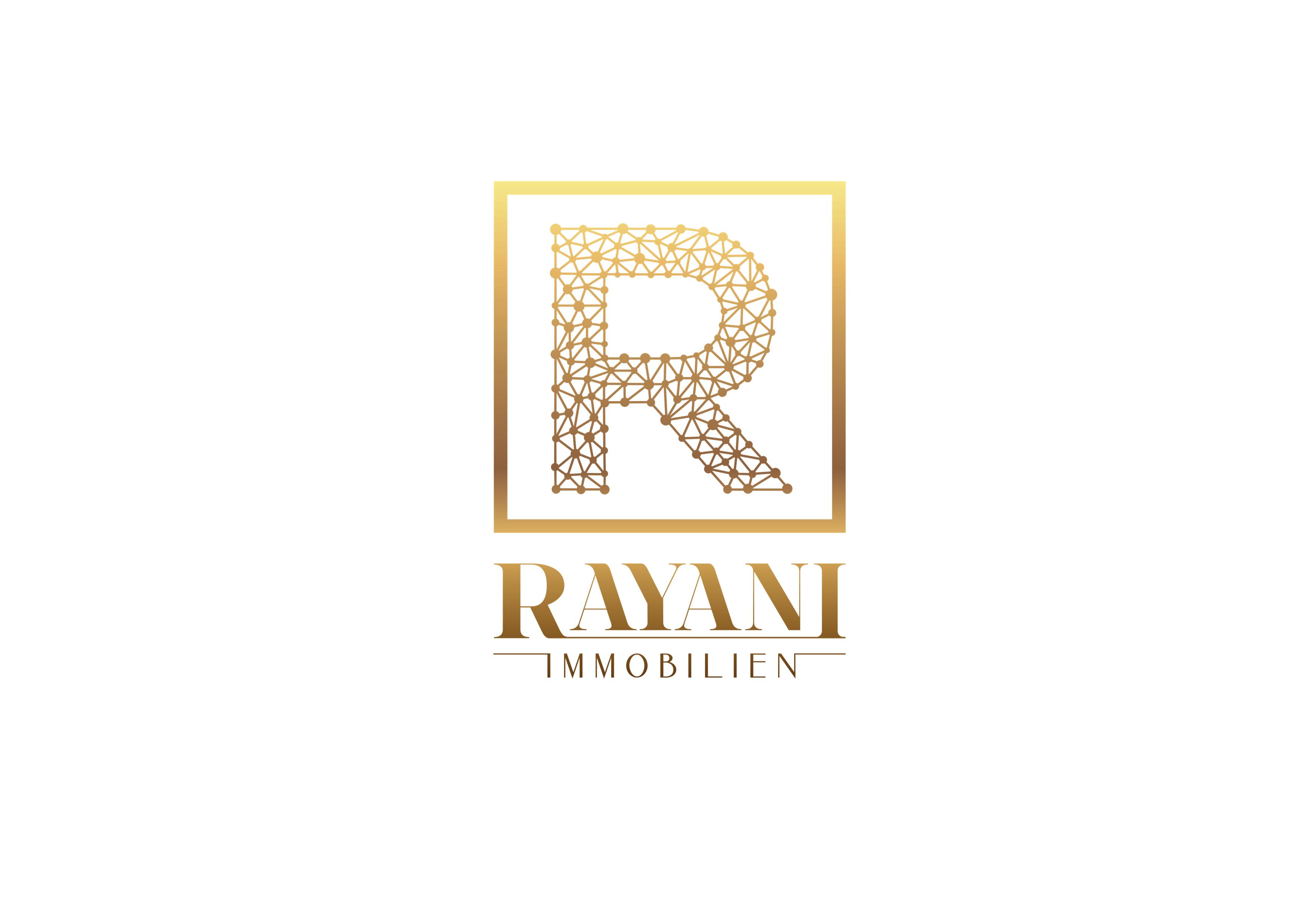 Hier sehen Sie das Logo von Rayani Immobilien e.K.