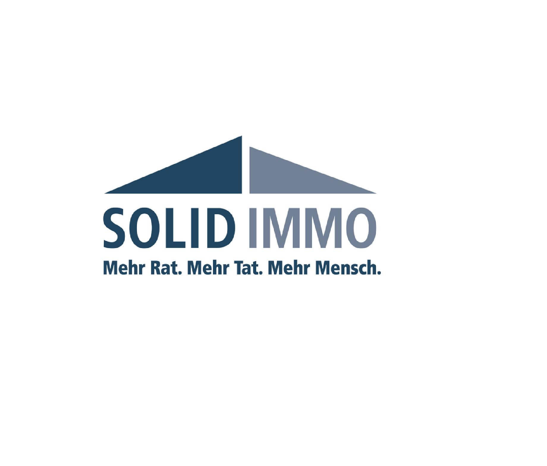 Hier sehen Sie das Logo von SolidImmo Udo Roth