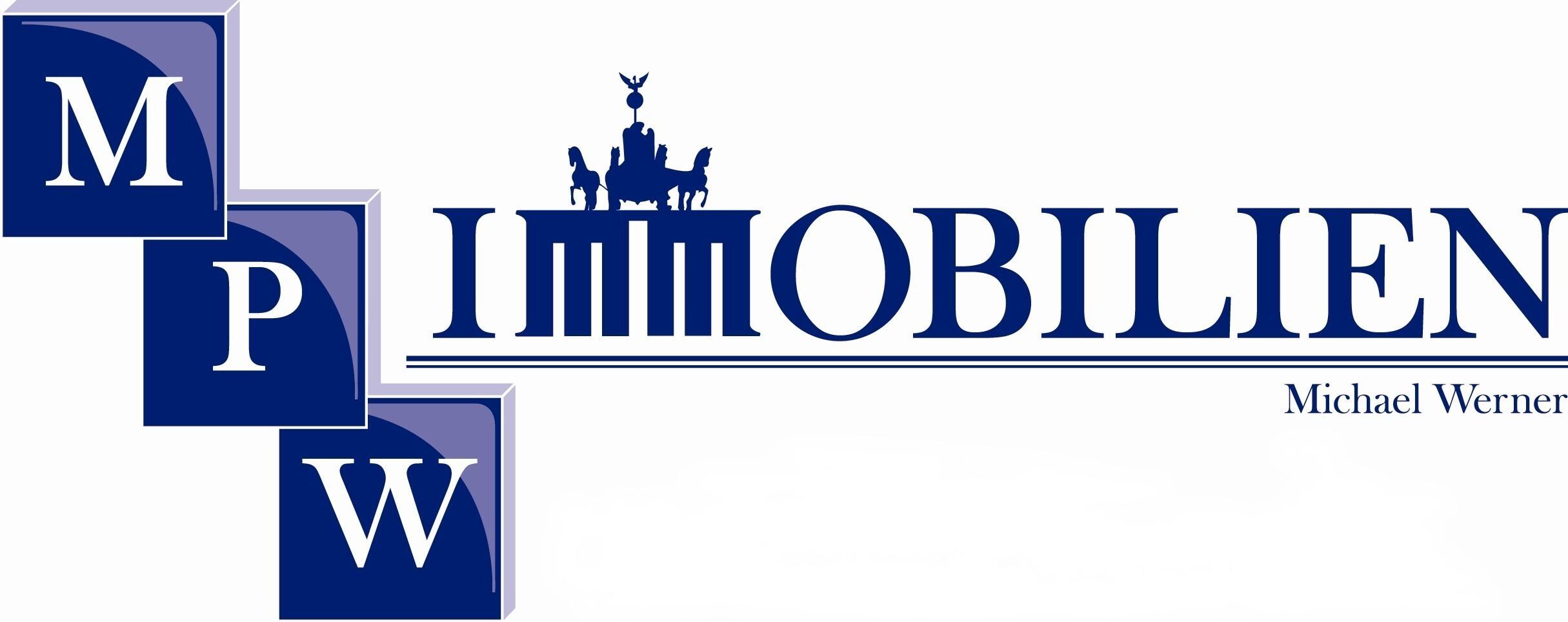 Hier sehen Sie das Logo von MPW Immobilien