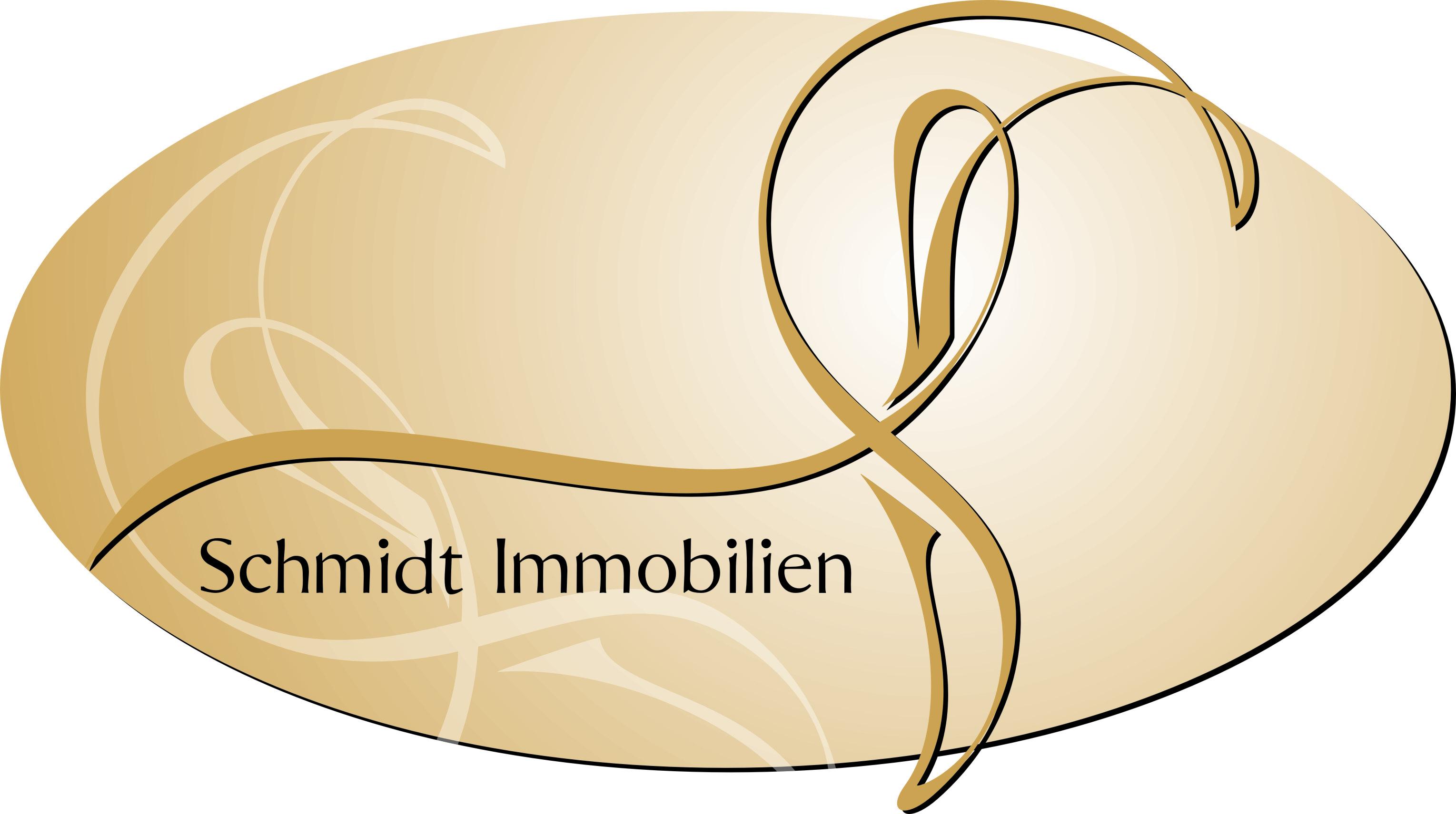 Hier sehen Sie das Logo von Schmidt Immobilien