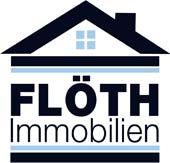 Hier sehen Sie das Logo von Flöth - Immobilien