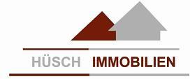 Hier sehen Sie das Logo von Hüsch Immobilien