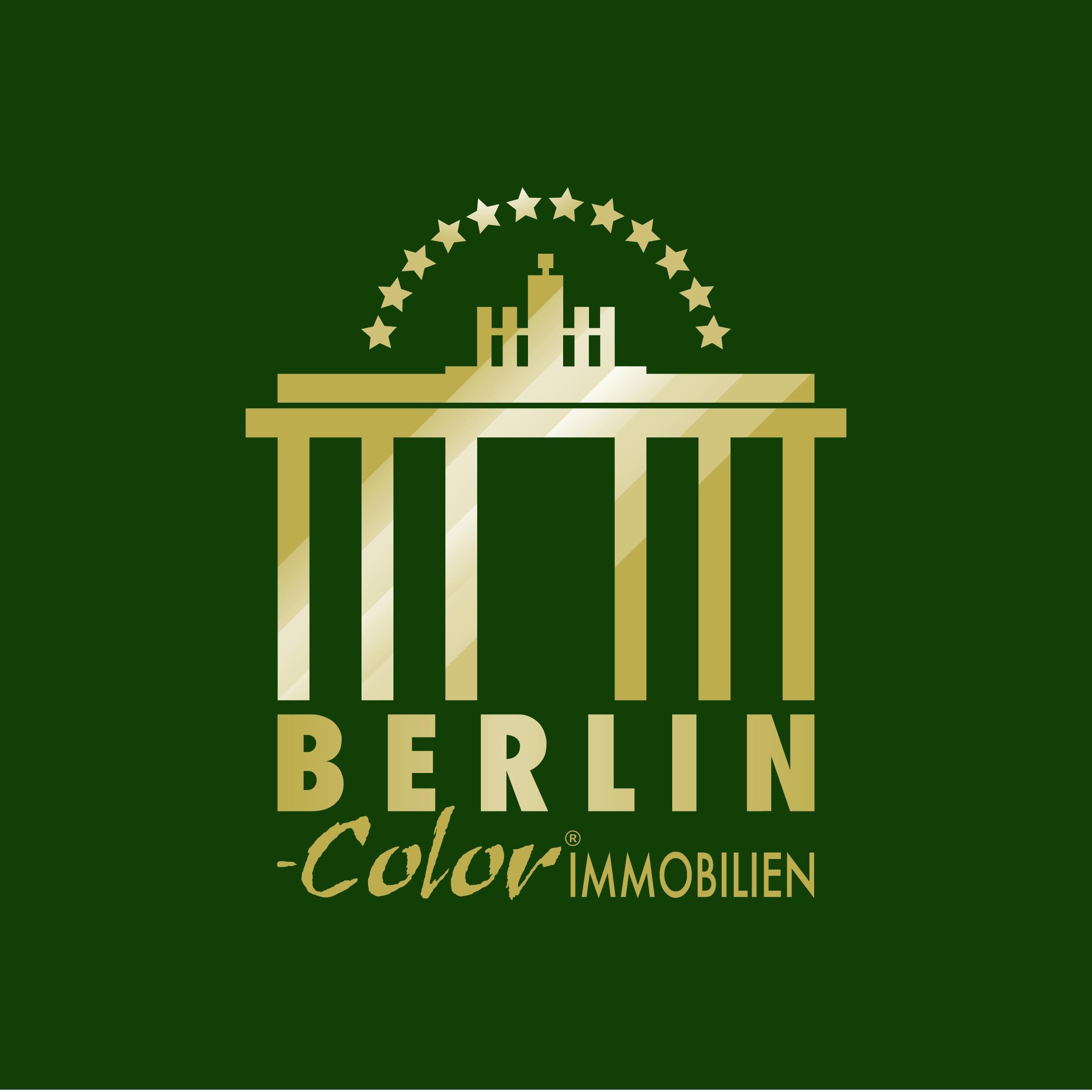 Hier sehen Sie das Logo von Berlin-Color-Immobilien Meyer GmbH