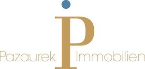 Hier sehen Sie das Logo von Pazaurek Immobilien