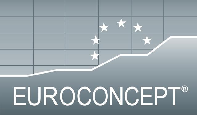 Hier sehen Sie das Logo von EUROCONCEPT GmbH