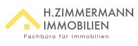 Hier sehen Sie das Logo von H.Zimmermann Immobilien UG