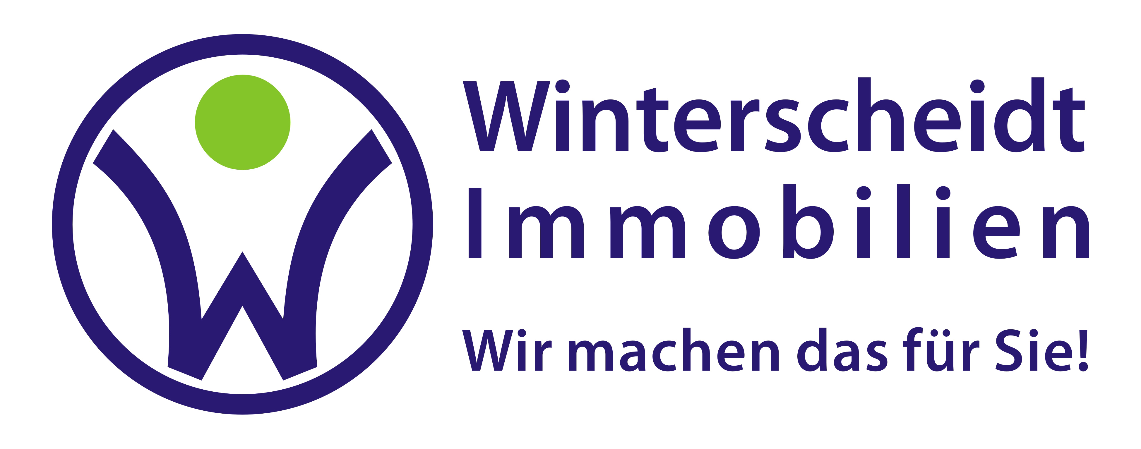 Hier sehen Sie das Logo von Winterscheidt Immobilien IVD