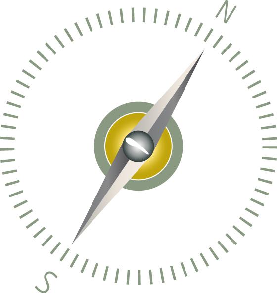 Hier sehen Sie das Logo von Immobilienkompass