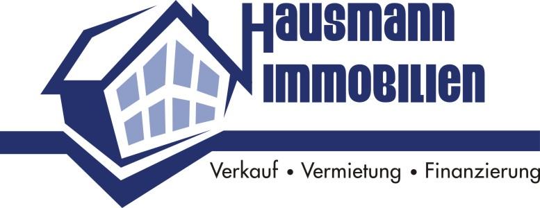 Hier sehen Sie das Logo von Hausmann Immobilien