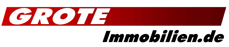 Hier sehen Sie das Logo von GROTE IMMOBILIEN
