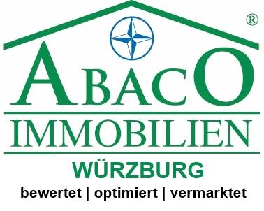 Hier sehen Sie das Logo von AbacO Röther Immobilien Würzburg