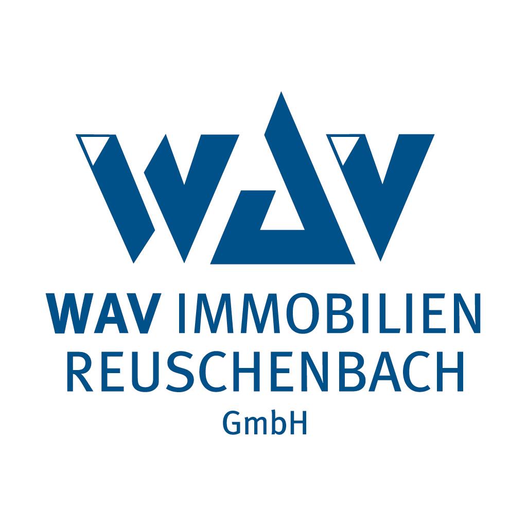 Hier sehen Sie das Logo von WAV Immobilien Reuschenbach GmbH