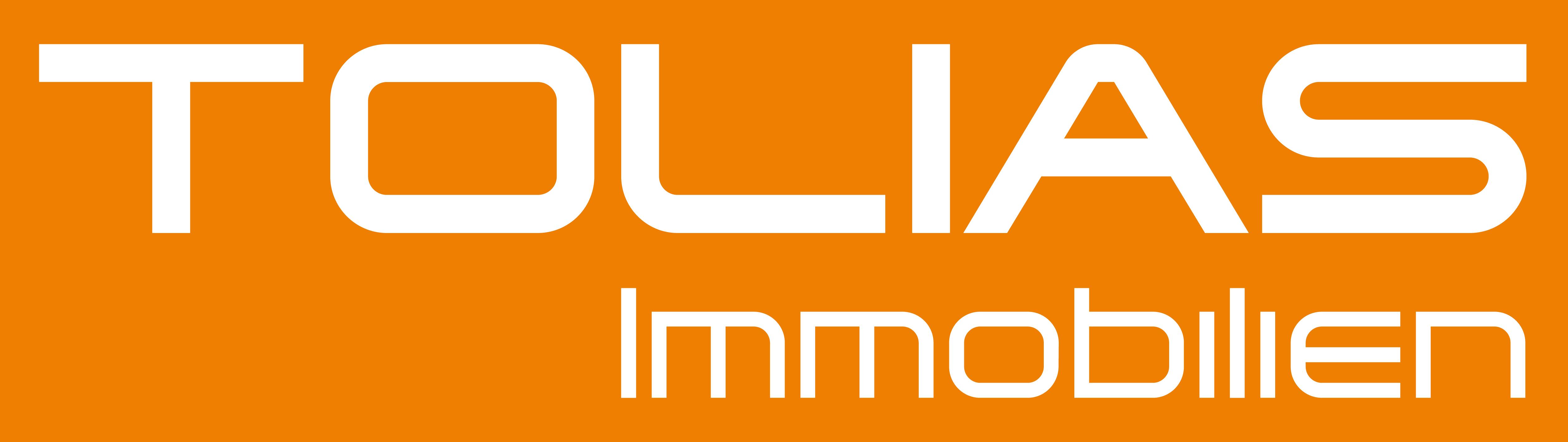 Hier sehen Sie das Logo von TOLIAS Immobilien GmbH & Co. KG