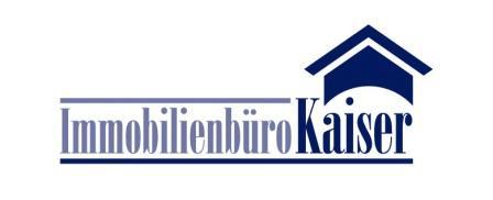 Hier sehen Sie das Logo von Immobilienbüro Kaiser
