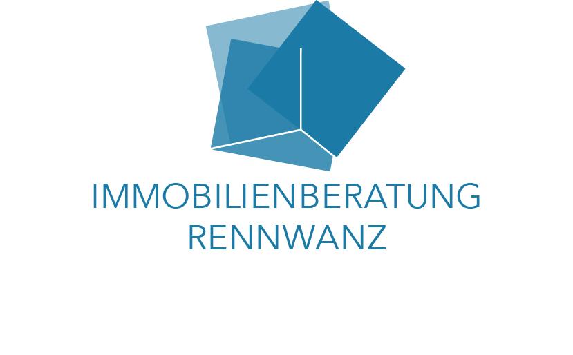 Hier sehen Sie das Logo von Immobilienberatung Rennwanz