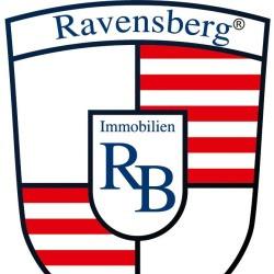 Hier sehen Sie das Logo von Ravensberg immobilien