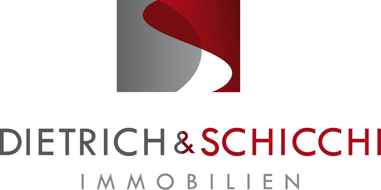 Hier sehen Sie das Logo von Dietrich & Schicchi Immobilien GbR