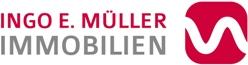 Hier sehen Sie das Logo von Ingo E. Müller Immobilien