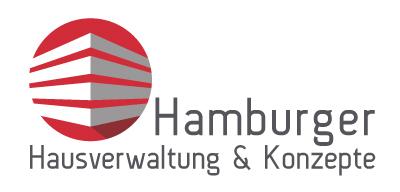 Hier sehen Sie das Logo von Hamburger Hausverwaltung & Konzepte
