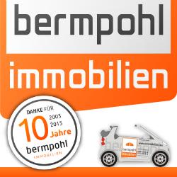 Hier sehen Sie das Logo von BERMPOHL | Immobilienmakler & Sachverständiger