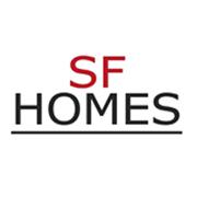 Hier sehen Sie das Logo von SF HOMES Immobilien
