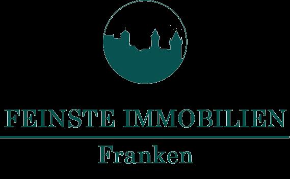 Hier sehen Sie das Logo von FEINSTE IMMOBILIEN Franken