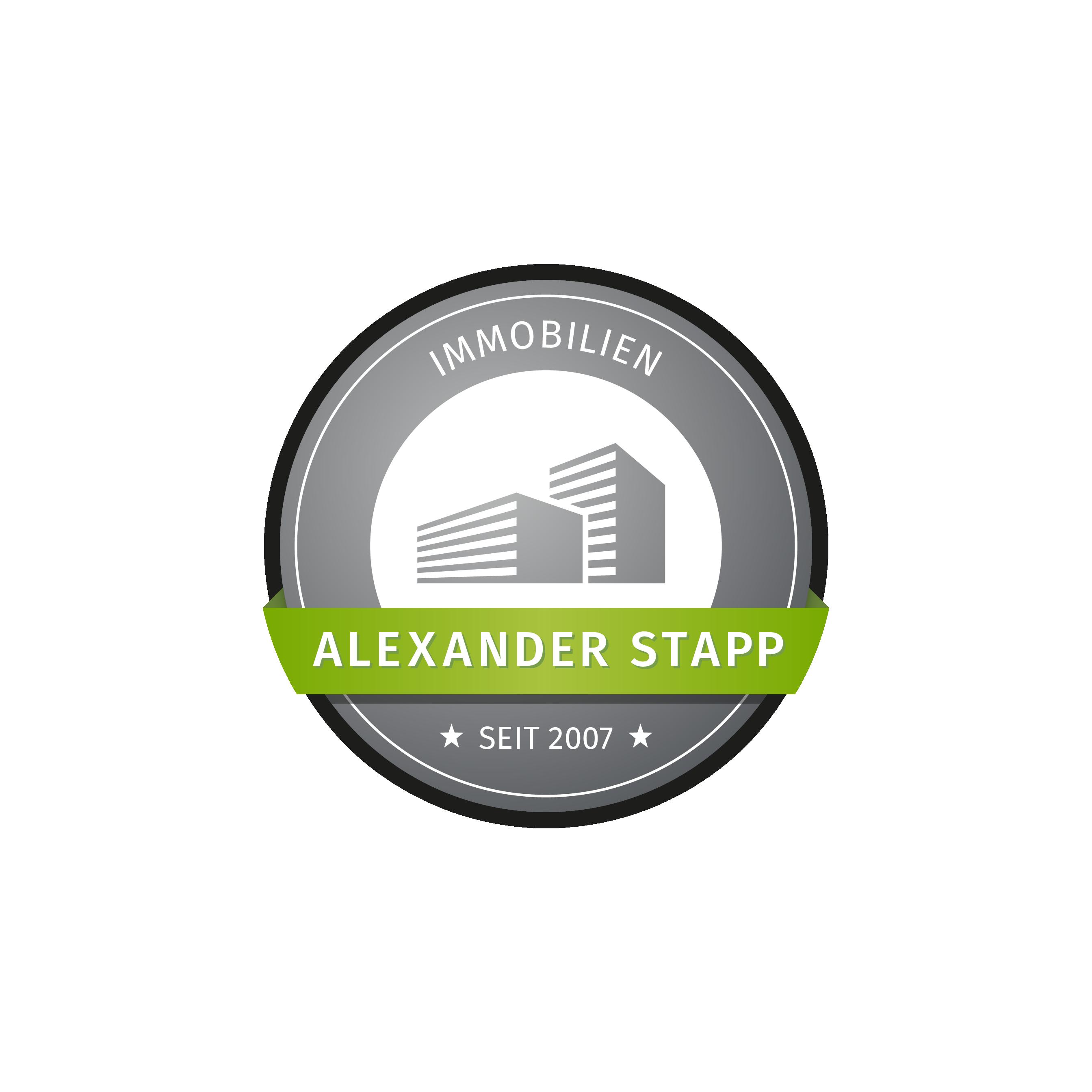 Hier sehen Sie das Logo von ALEXANDER STAPP | Immobilien