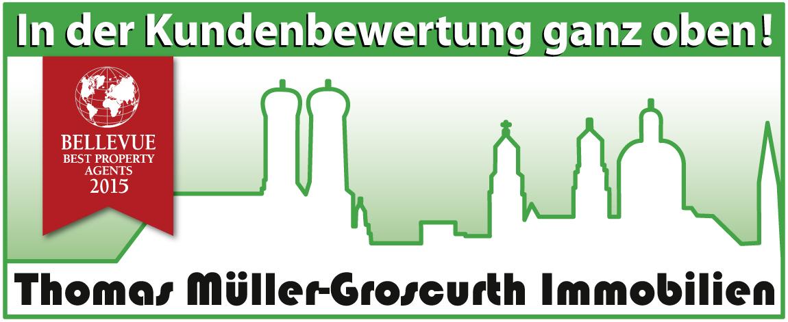 Hier sehen Sie das Logo von Müller-Groscurth Immobilien