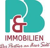 Hier sehen Sie das Logo von P&B Immobilien-Beratungscenter