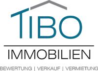 Hier sehen Sie das Logo von Tibo Immobilien